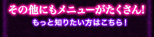 縺昴�ョ莉悶↓繧ゅΓ繝九Η繝シ縺後◆縺上&繧難シ√��繧ゅ▲縺ィ遏・繧翫◆縺�譁ケ縺ッ縺薙■繧会シ�